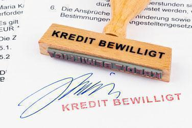 Was bedeutet verbindliche zusage kredit